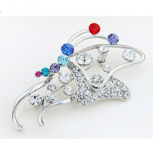 Brosa Crystal Butterfly