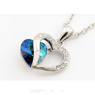 Lantisor Deep Blue Heart