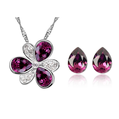 Set bijuterii Magic Amethyst