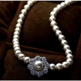 Set bijuterii Exquisite Pearls